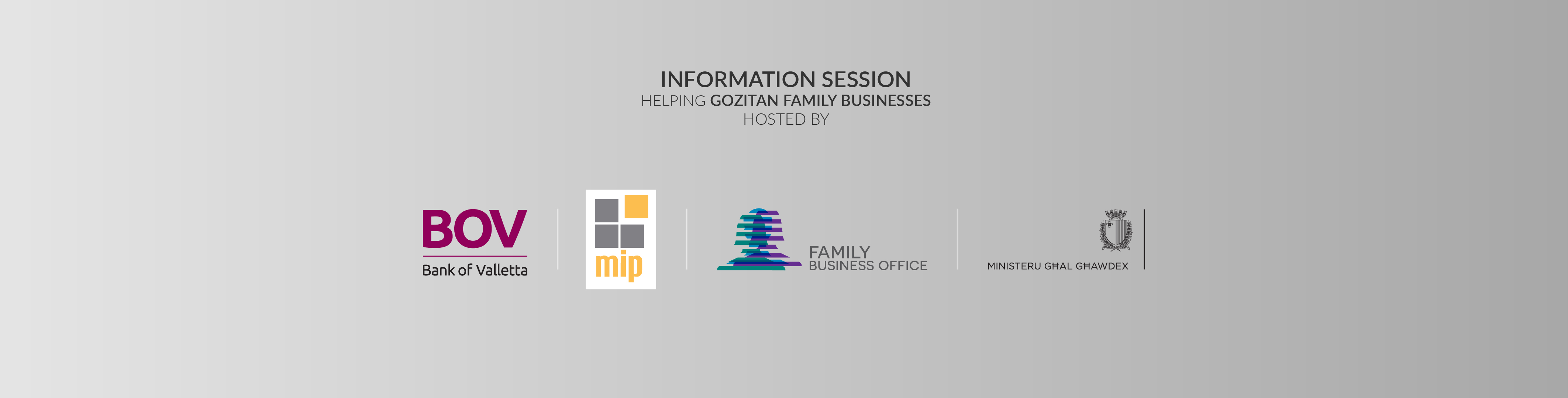 Information Session: Helping Gozitan Family Businesses - Family